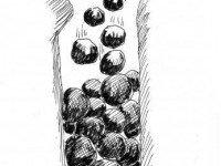 Карикатура: Семейная ссора