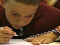 Психологическое состояние ребенка по почерку