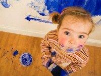 А какими цветами рисует ваш ребенок?