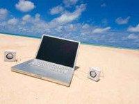 На отдыхе нужен … интернет
