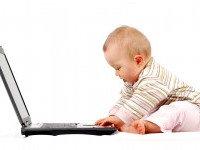 Согласно недавно  проведенным опросам,  дети все больше времени проводят за компьютерным монитором