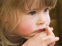 Плохое настроение у ребенка