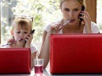 Для россиян  дети – дополнительный стимул к карьере