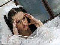 Подготовка к свадьбе: свадебные страхи